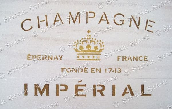 Champagne Imperial